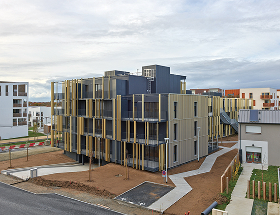 nouvelles r alisations l 39 union sociale pour l 39 habitat. Black Bedroom Furniture Sets. Home Design Ideas