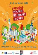 Affiche Semaine Hlm 2013