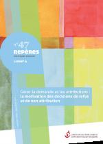 Gérer la demande et les attributions : la motivation des décisions de refus et de non attribution - Livret 4 - Repères n°47