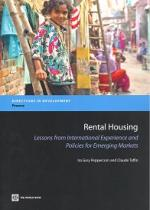 Rental housing - Lessons from international experience and policies for emerging markets