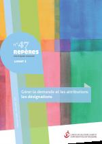 Gérer la demande et les attributions : les désignations - Livret 1 - Repères n°47