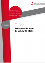 Guide Réduction de loyer de solidarité (RLS)