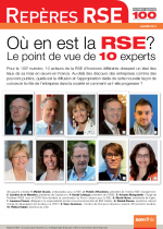 Où en est la RSE ? Le point de vue de 10 experts