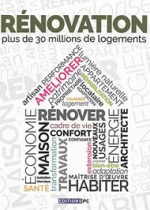 Rénovation - plus de 30 millions de logements