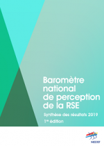 Baromètre national de la perception de la RSE 2019