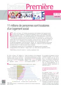 Insee première n° 1715 - Octobre 2018