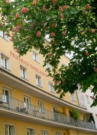 L'un des premiers ensembles de logements ouvriers construits à l'initiative de la mairie dans l'entre-deux-guerres, dans le quartier Simmering, à Vienne (Autriche). JOE KLAMAR/AFP