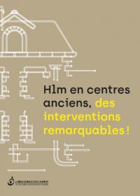 Hlm en centres anciens_Couverture