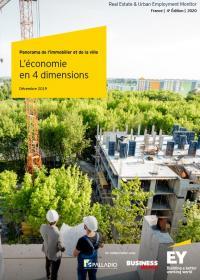 Real Estate & Urban Employment Monitor – 4e édition