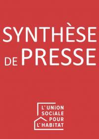 Synthèse de presse n° 527 du 25 septembre au 1er octobre 2020