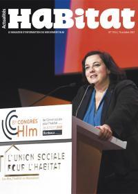 Magazine Actualités Habitat n°1153