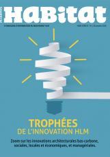Les Trophées de l'innovation Hlm - 4e édition - Hors-série n° 10 - Actualités Habitat du 30 octobre 2020